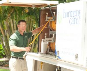 lawncare service treatment in Florida