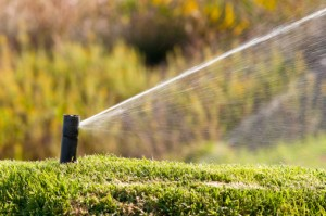 Now is the time to inspect and repair your sprinkler systems