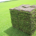Sod Stack in Field